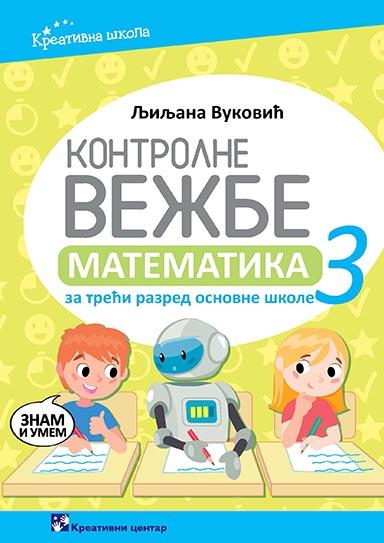 Kontrolne vežbe iz matematike za 3. razred