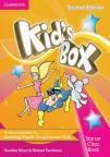 Kid's Box Starter, engleski jezik za prvi razred osnovne škole, udžbenik