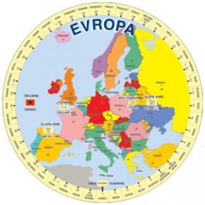 Evropa krug