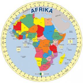 Afrika krug