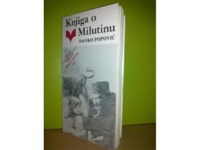KNJIGA O MILUTINU - Danko Popović          ,novo⭐️