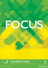 Focus 1, udžbenik