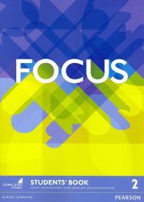 Focus 2, udžbenik