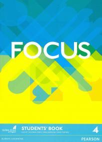 Focus 4, udžbenik