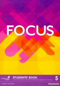 Focus 5, udžbenik