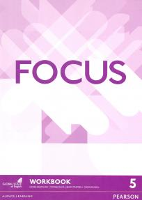 Focus 5, radna sveska
