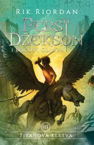 Persi Džekson i bogovi Olimpa III - Titanova kletva