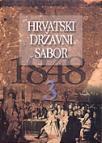 Hrvatski državni sabor 1848. svezak 3