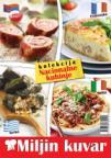 Miljin kuvar - nacionalne kuhinje