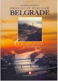 Monografija Beograd - Na francuskom jeziku