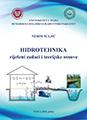Hidrotehnika – rešeni zadaci i teorijske osnove