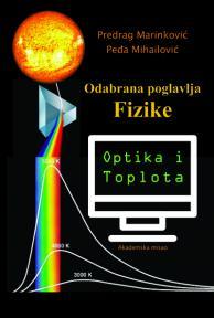 Odabrana poglavlja fizike - optika i toplota