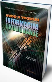 Uvod u teoriju informacija i kodovanje - četvrto izmenjeno i dopunjeno izdanje