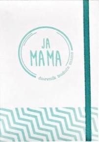 Ja mama - Dnevnik buduće mame - plavi