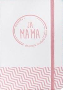Ja mama - Dnevnik buduće mame - roze