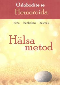 Halsa metod - oslobodite se hemoroida