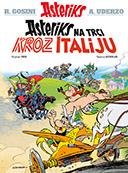 Album 37 : Asteriks na trci kroz Italiju
