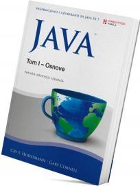 Java (SE 7) Tom I – Osnove, prevod devetog izdanja