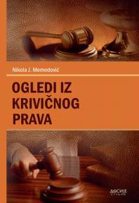 Ogledi iz krivičnog prava
