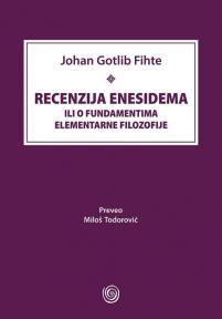 Recenzija Enesidema ili o fundamentima elementarne filozofije