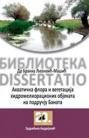Akvatična flora i vegetacija hidromelioracionih objekata na području Banata