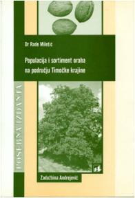 Populacija i sortiment oraha na području Timočke krajine