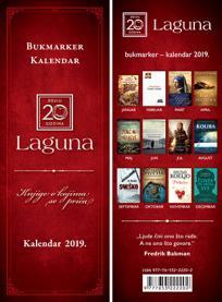 Bukmarker : Kalendar 2019. - Laguna