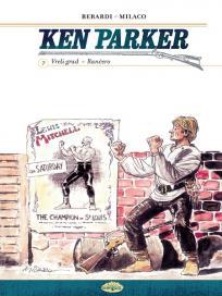 Ken Parker 7 - Vreli grad, Rančero (meki povez)