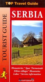 Srbija - Turistički vodič (engleski jezik)