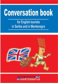 Conversation book - priručnik za engleske turiste