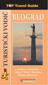 Beograd - Turistički vodič (na engleskom jeziku)