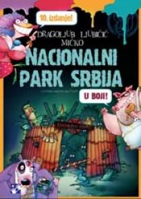 Nacionalni park Srbija prvi i drugi deo