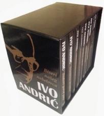 Komplet knjiga Ivo Andrić 1-10