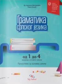 Gramatika srpskog jezika od prvog do četvrtog razreda osnovne škole
