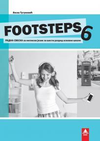 Footsteps 6, radna sveska