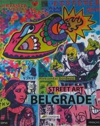 Street art Belgrade (francuski jezik)