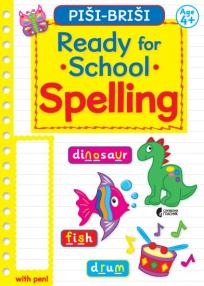 Ready for School : Spelling