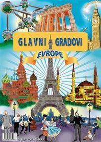 Glavni gradovi Evrope