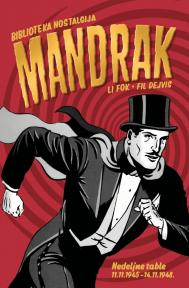 Mandrak – nedeljne table
