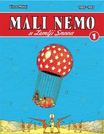 Mali Nemo u Zemlji snova 1 (1905–1907), tvrdi povez