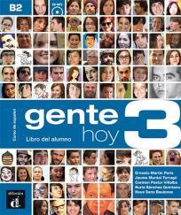 Gente hoy 3 : Libro del Alumno + CD