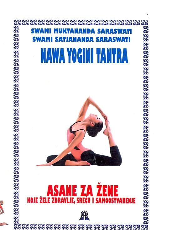 Nawa yogini tantra - asane za žene