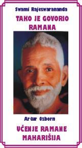 Tako je govorio Ramana / Učenje Ramane Maharšija