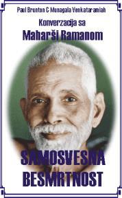 Samosvesna besmrtnost - konverzacija sa Ramanom