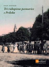 Tri rukopisne pesmarice s Priloka