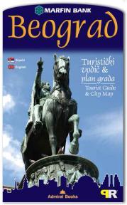 Beograd - PR vodič i plan grada