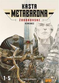 Kasta Metabarona 1-5