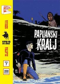 Zlatna serija 7 - Mister No : Papuanski kralj (korica B)