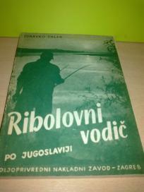 Ribolovni vodič po Jugoslaviji