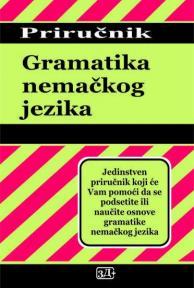 Gramatika nemačkog jezika - priručnik